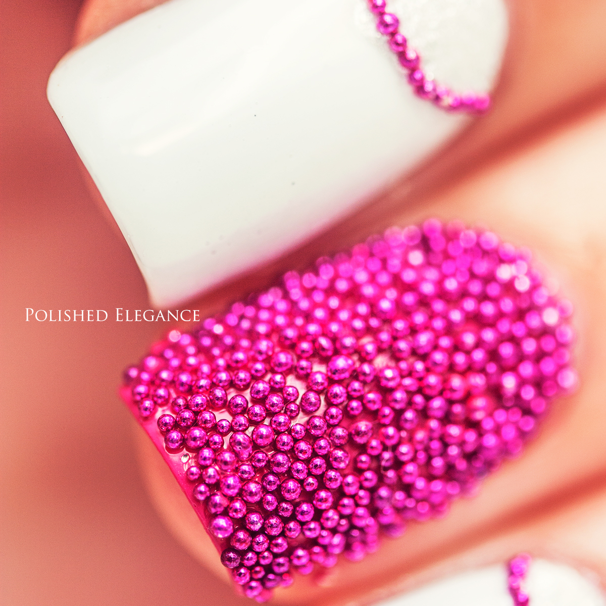 Beaded Nail Polish: Polished Elegance: Review Of Caviar Beads