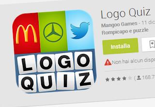 Soluzioni Logo Quiz Android