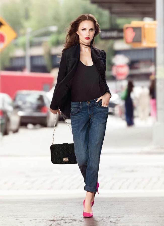 Natalie Portman para Dior Rouge
