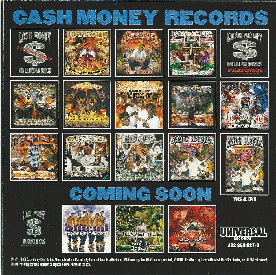 Cash Money Records Logo Png Label Cash Money Records
