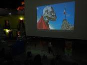 """Presentación del video de Dragón Cuellar en el marco del Homenaje """"A la memoria"""" en Guanajuato"""