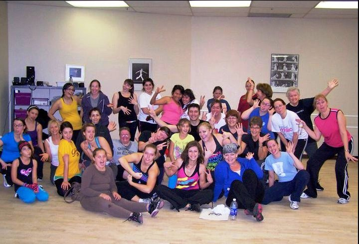 Zumba with Kariné at TLC Dance