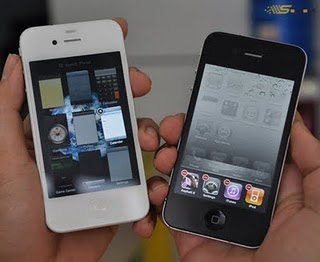White IPhone 4 Vs Black Photos