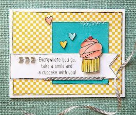 Stamp of the Month - Cutie Pie