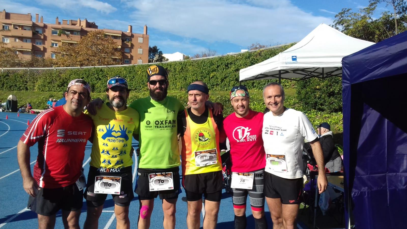 Barcelonako 24 orduak pistan: 165,5 km