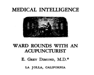 Dr. E Grey Dimond