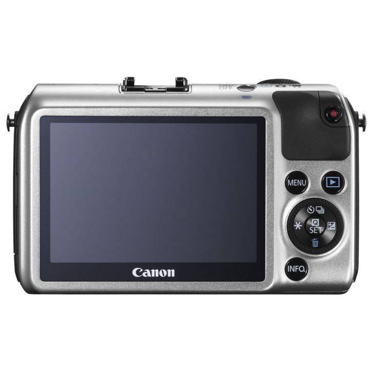 Spesifikasi Dan Harga Canon EOS M-S2 - Lensa Kit EF-M18-55mm