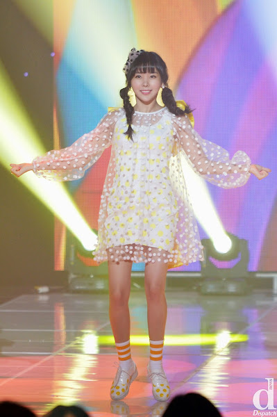 Orange Caramel Catallena Live Raina SBS MTV The Show 140318
