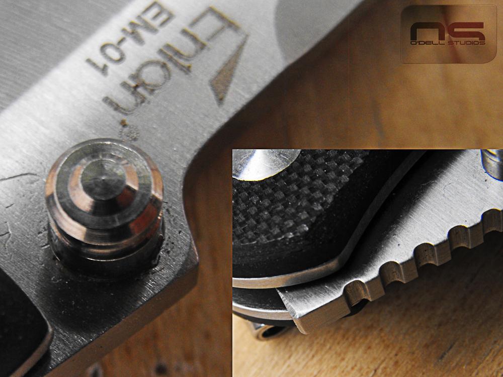 custom micarta handles