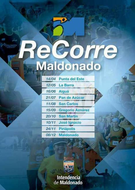 RECORRE MALDONADO 2018