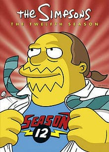 Os Simpsons - 12ª Temporada Desenhos Torrent Download completo