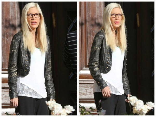 Reality-TV-Host-Tori-Spelling-is -Back-in-Business-after-6-Days-in-a-Hospital