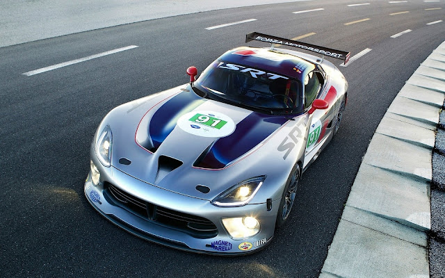 Fondos HD Dodge Viper GTS-R SRT 2013