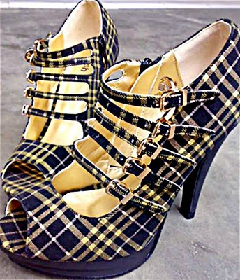 Tips pakai sepatu jinjit sehat