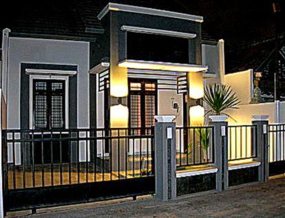 Model Rumah Minimalis Type 3660  Desain Rumah Minimalis   Desain