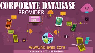 Corporate Database in Jaipur