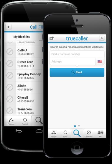 تحميل برنامج ترو كولر مجانا Truecaller 2014 للهواتف والكمبيوتر