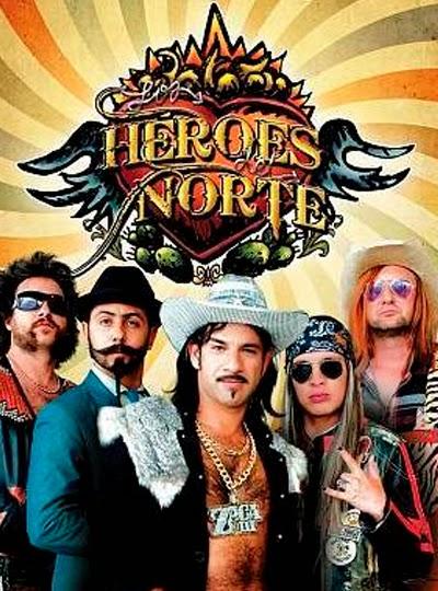 Los heroes del norte tercera temporada