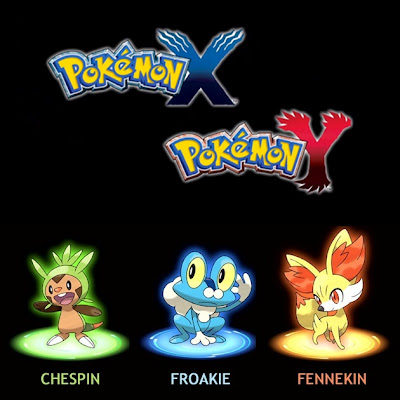 LEAKED Pokemon X and Y 3DS Rom Download