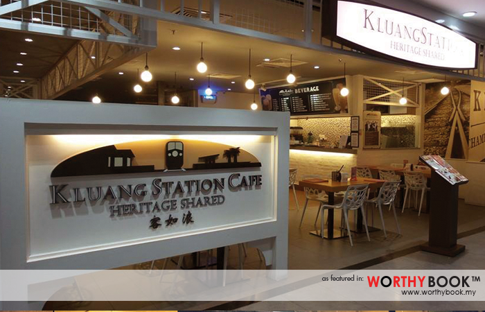 Kluang Station Worthybook Local