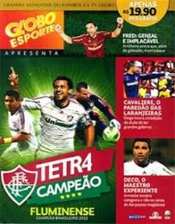 Fluminense Tetra Campeão Rmvb + Avi DVDRip