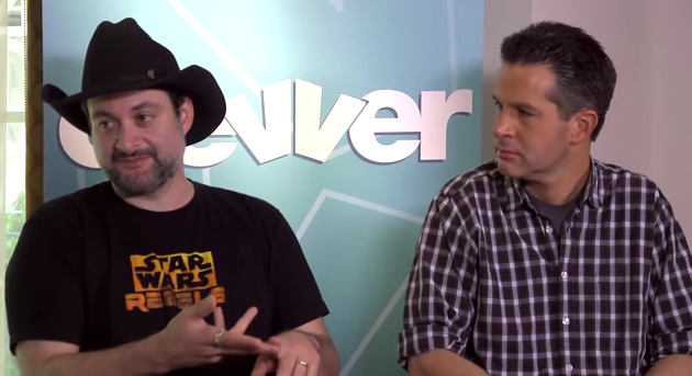 dave filoni interview rebels