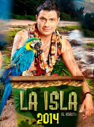 La Isla el reality 2014