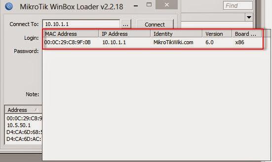 Cara Memblokir Pencarian Perangkat Mikrotik Pada Winbox