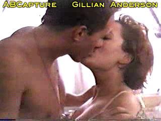 Sexy Gillian Anderson Nude Sex Scene