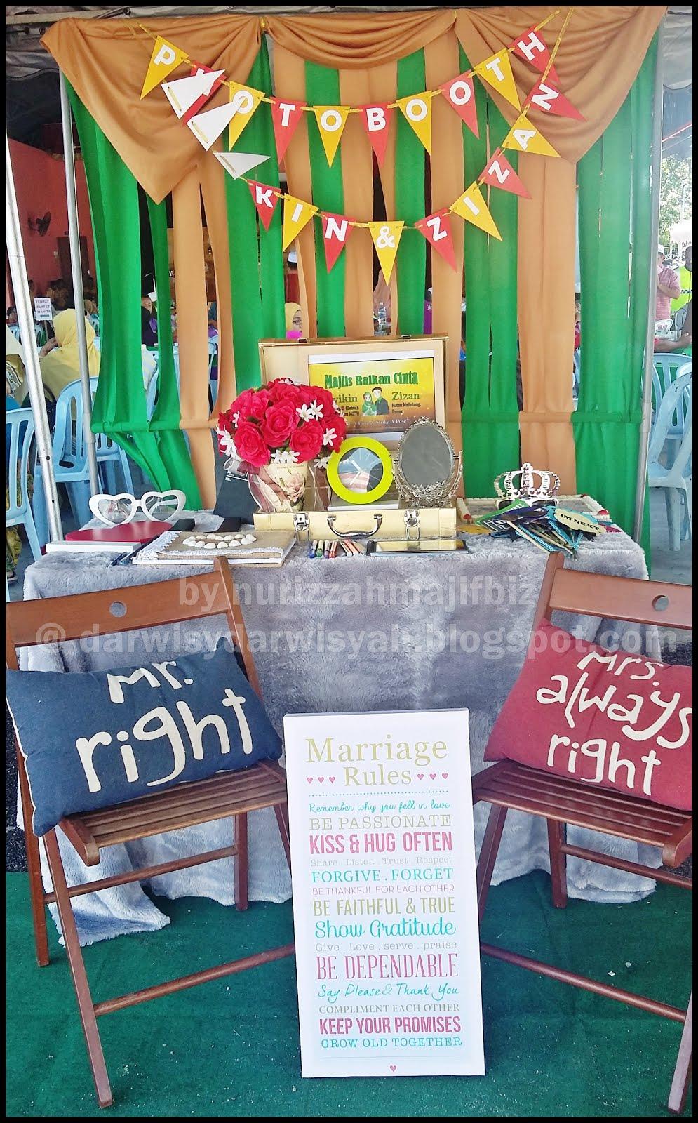 Majlis Raikan Cinta Syikin & Zizan | 7/11/2015 @ Hutan Melintang Perak