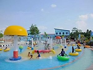 Kontraktor Water Park