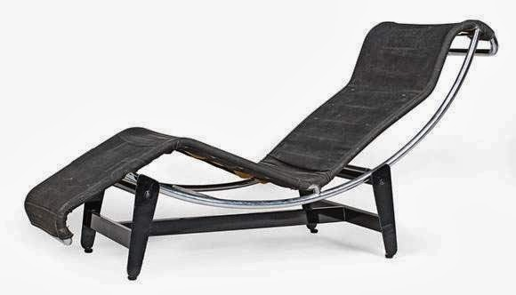 Blog de phaco charlotte perriand l gance de l for B306 chaise longue