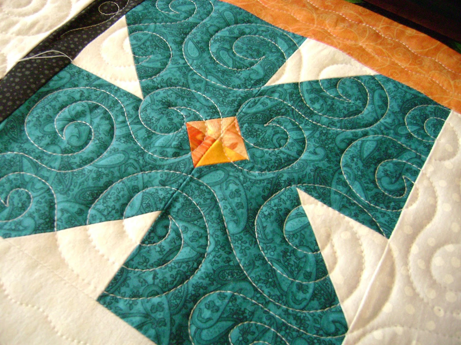 Quilting is more fun than Housework...: Longarm Quilting