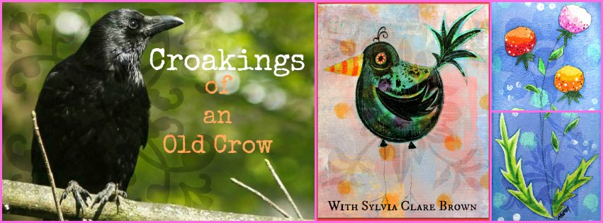 Croakings of An Old Crow