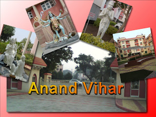 Ananad Vihar 1 at Shegaon by Ramakant Agrawal