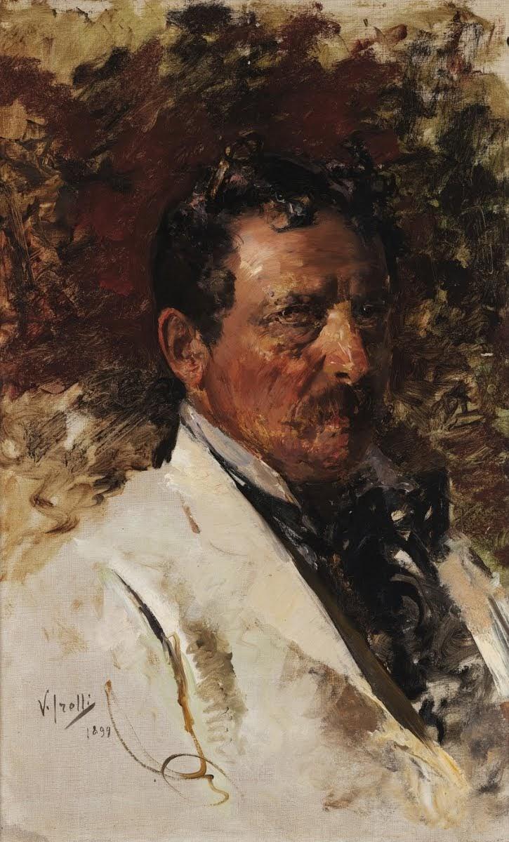 Vincenzo Irolli Ritratto di Antonino Leto