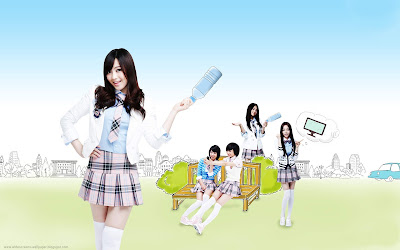 Asian Girls Band - Kara Wallpapers