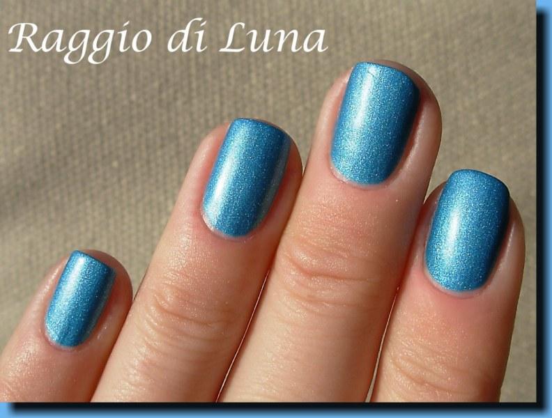 Raggio di Luna Nails: Deborah Sense Tech 100% Mat n° 10