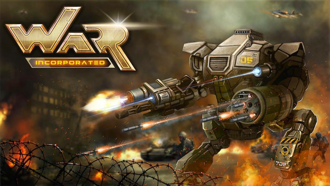 War Inc: Halloween FURY v1.071 Full Apk Data