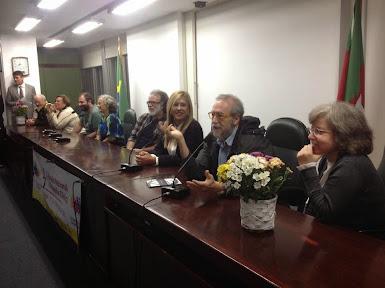 Abertura Festiva do IV Colóquio Nacional de Filosofia Clínica em Porto Alegre!