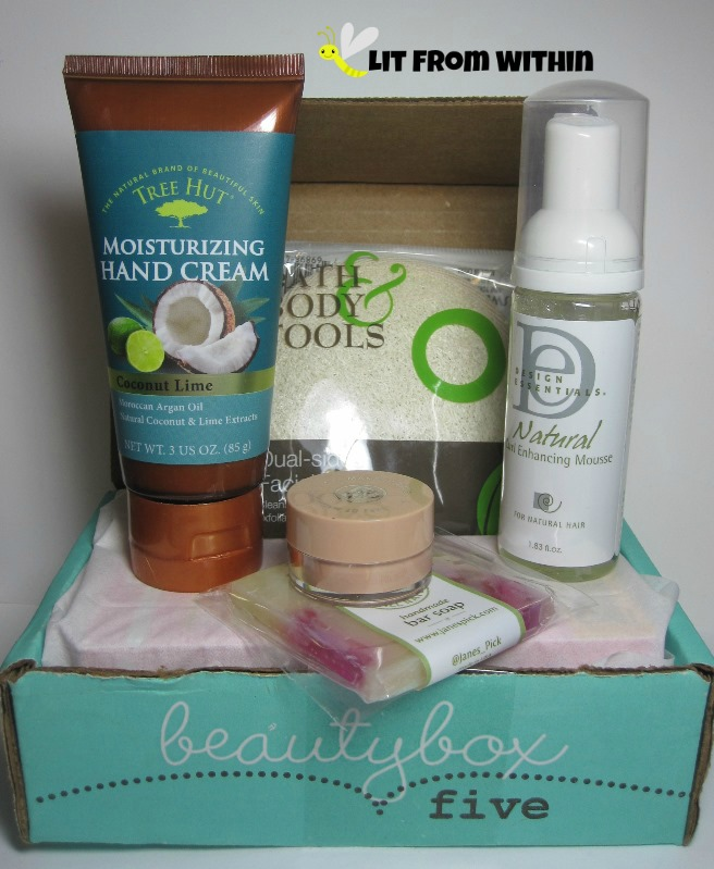 March's Beauty Box 5