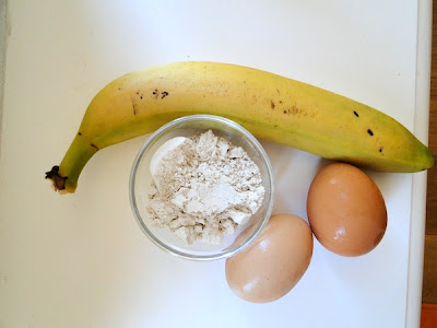 Ingredients Banana Cake