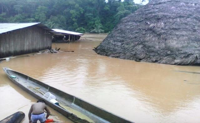 El Pueblo Wounaan en alto riesgo de desplazamiento