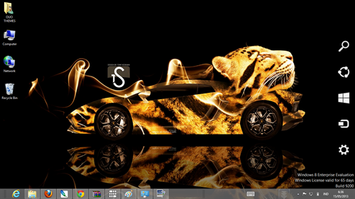Honda Theme For Windows 7 And 8