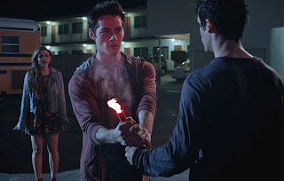 Teen Wolf S03E06/07. Motel California/ Currents
