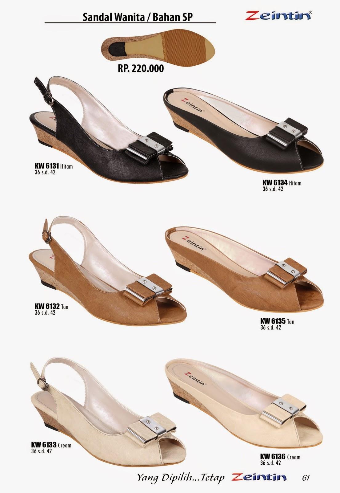 Sandal Wanita Zeintin Katalog Edisi Brilian 11