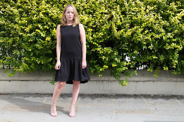 ASOS Black Dress by What Laura did Next