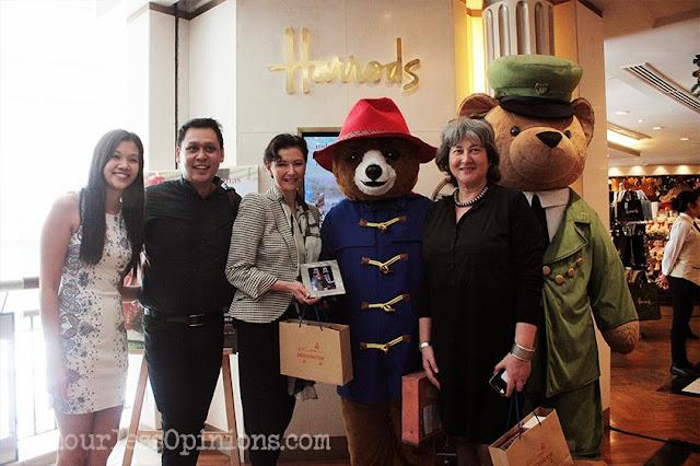 Paddington bear Harrods Malaysia