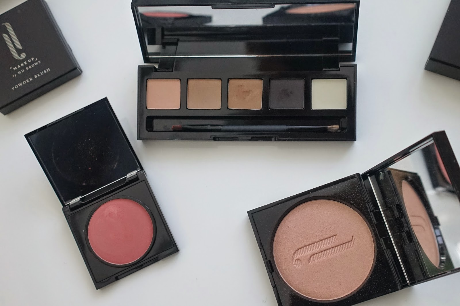 HD brows make up review