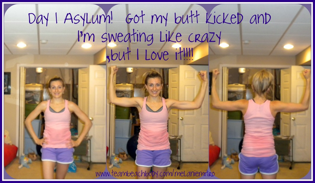 Committed to Get Fit: Insanity The Asylum!! Unleash the ...